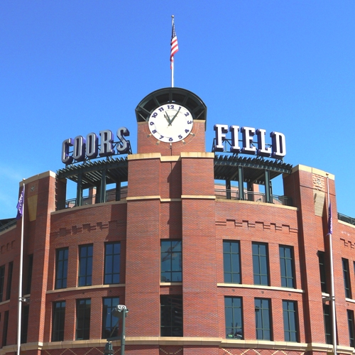 Kumar starts work on the new Coors Field Rockies Stadium