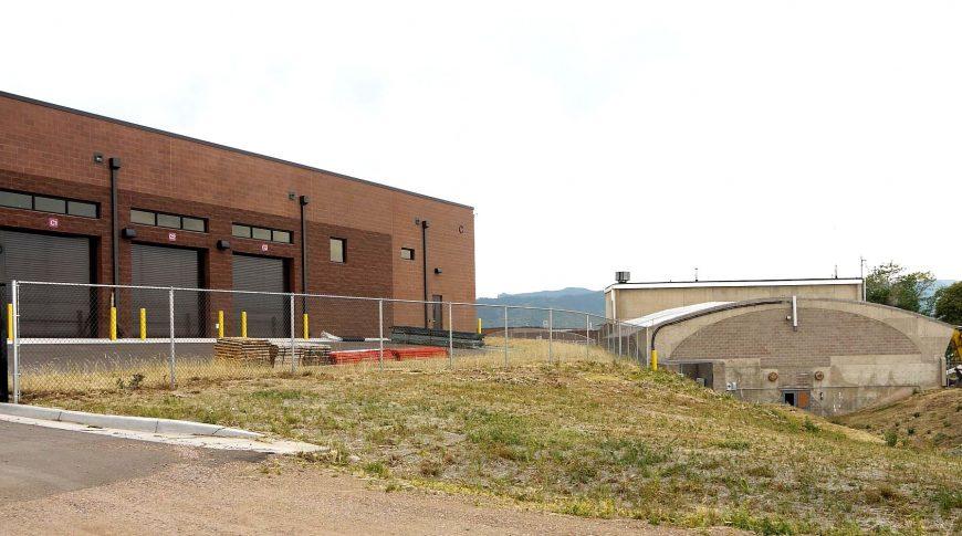 Roxborough Water Treatment Plant