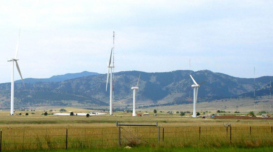 Vestas Wind Turbine Facilities