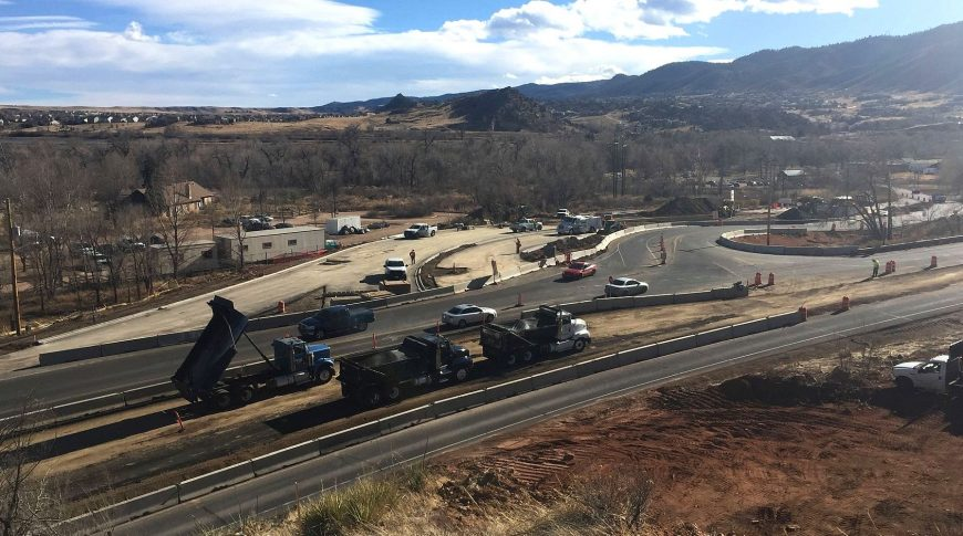 Waterton/Wadsworth Intersections Improvements