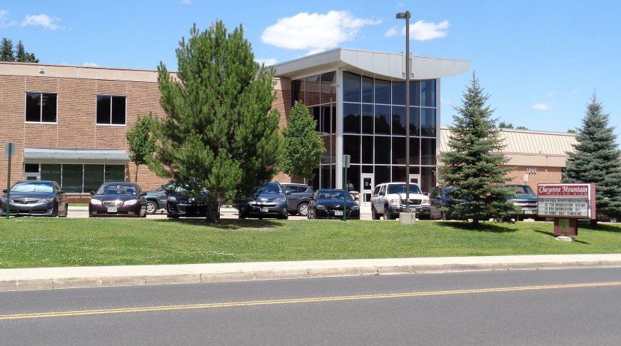 Cheyenne Mountain High School 1