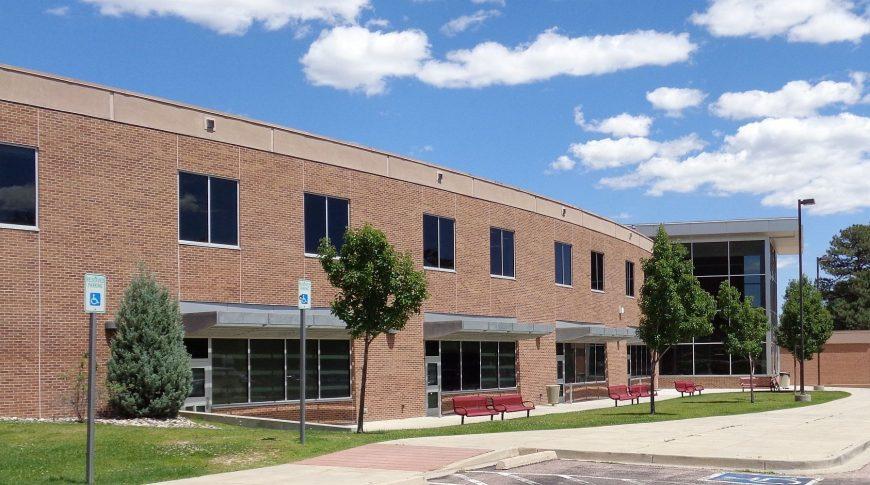 Cheyenne Mountain High School 3