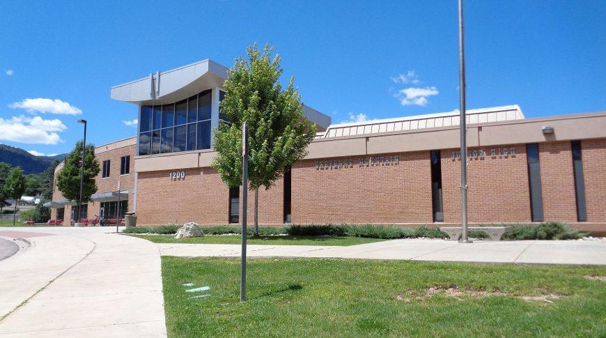 Cheyenne Mountain High School 2